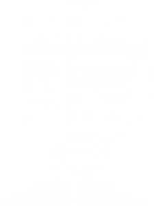 Calvary Revival Church Logo - White