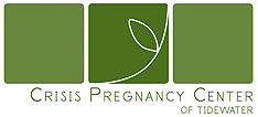 Crisis Pregnancy Center of Tidewater Logo